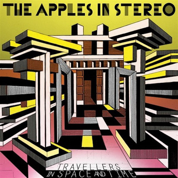 Apples In Stereo - Travellers In Space And Time cd/dbl lp