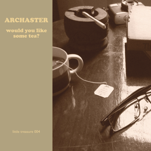 "Archaster - Would You Like Some Tea? 3"" cd"