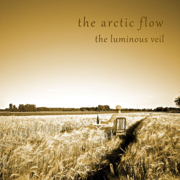 "Arctic Flow - The Luminous Veil 10"" w/cd"