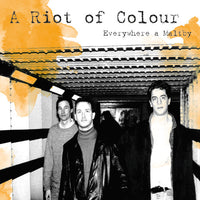 A Riot Of Colour - Everywhere A Maltby cd