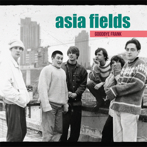 Asia Fields - Goodbye Frank cd/lp