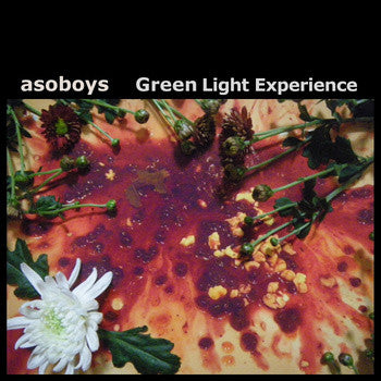 Asoboys - Green Light Experience cd