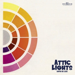Attic Lights - Super Deluxe cd/lp