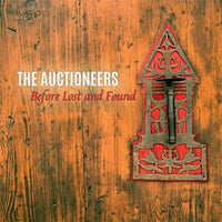 Auctioneers - Before Lost And Found cd