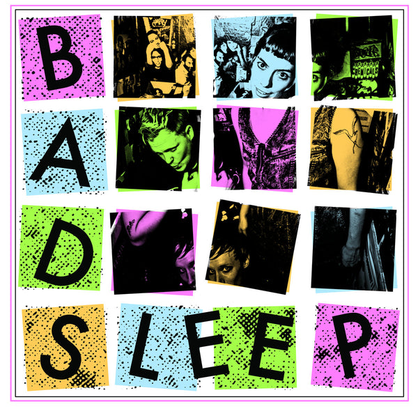 Bad Sleep - Bad Sleep lp