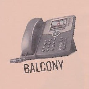 Balcony - Issue #3 zine