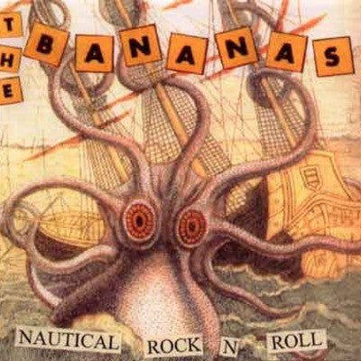 Bananas - Nautical Rock N Roll lp