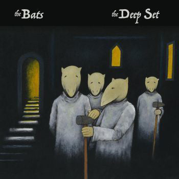 Bats - The Deep Set cd/lp