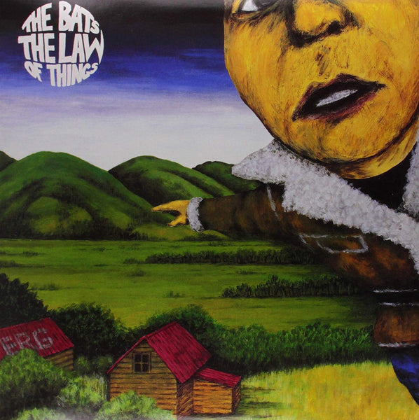 Bats - The Law Of Things dbl lp