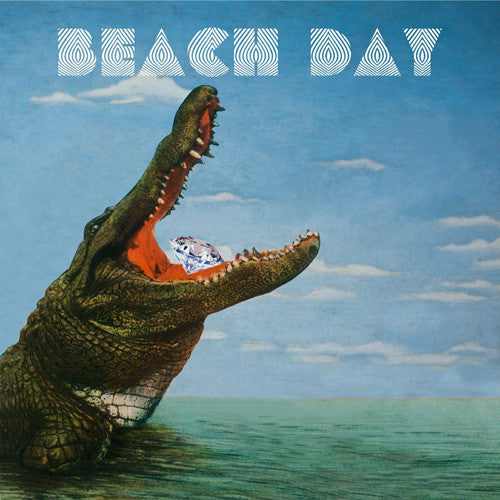 Beach Day - Trip Trap Attack cd/lp