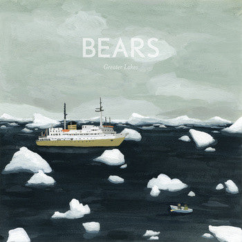 Bears - Greater Lakes cd/lp