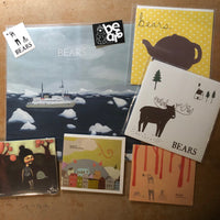Bears - Instant Record Collection! set