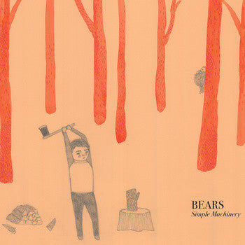 Bears - Simple Machinery (import) cd