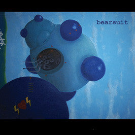Bearsuit - Cat Spectacular! cd