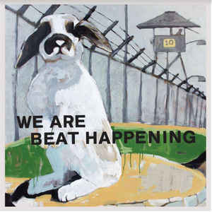 Beat Happening - We Are Beat Happening lp box