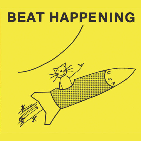 Beat Happening - Beat Happening cd