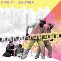 Beauty Hunters - Muscle Memory lp