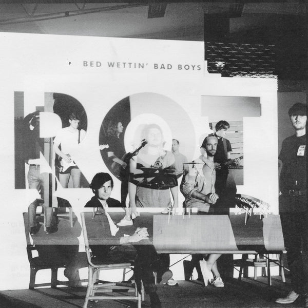 Bed Wettin' Bad Boys - Rot cd/lp