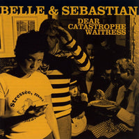 Belle & Sebastian - Dear Catastrophe Waitress cd