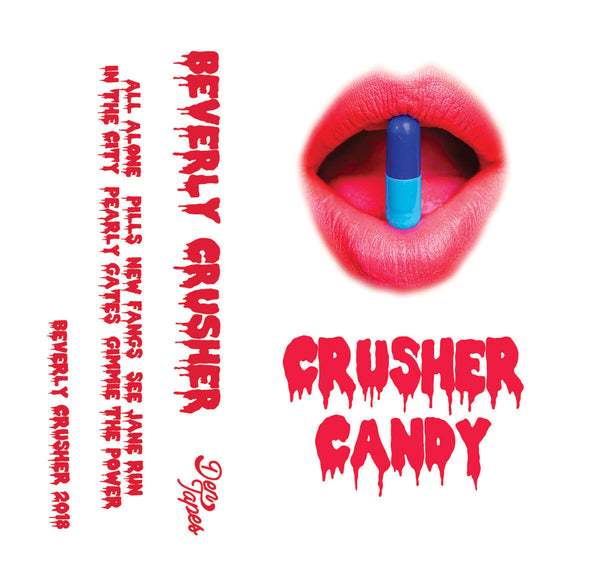 Beverly Crusher - Crusher Candy cs