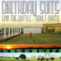 Birthday Suits - Spin The Bottle: Adult Party lp