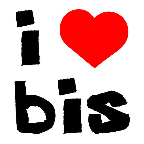 Bis - I Love Bis cd