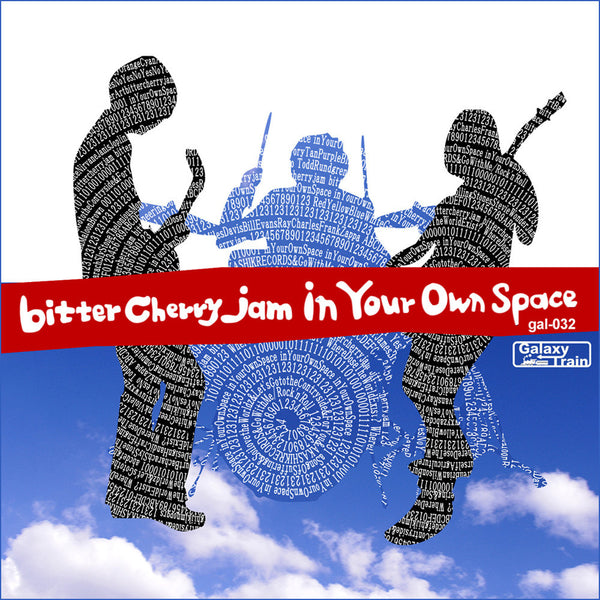 Bitter Cherry Jam - In Your Own Space cs