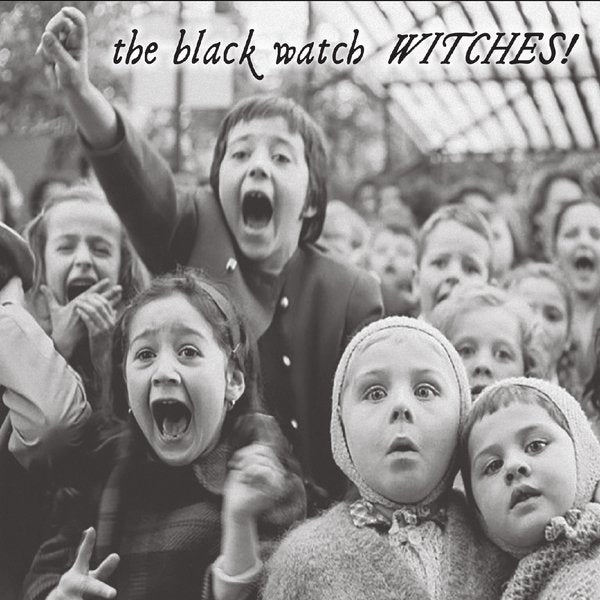 Black Watch - Witches! cd