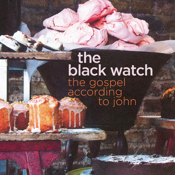Black Watch - The Gospel According To John cd