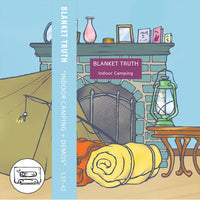 Blanket Truth - Indoor Camping cd