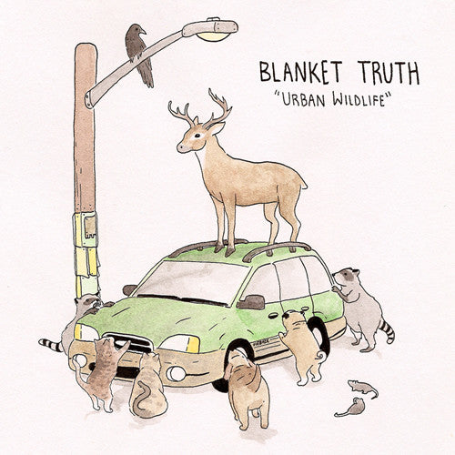 Blanket Truth - Urban Wildlife cd