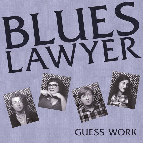 Blues Lawyer - Guess Work lp