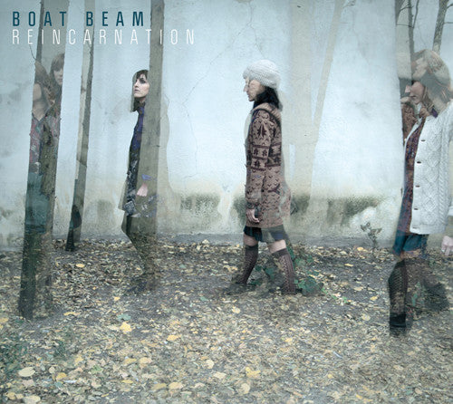 Boat Beam - Reincarnation cd