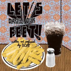 Boat - Let's Drag Our Feet cd