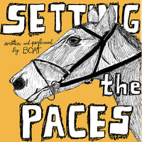 Boat - Setting The Paces cd/lp