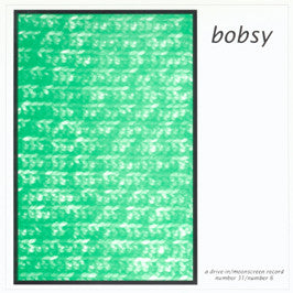Bobsy - The End Of April 7""