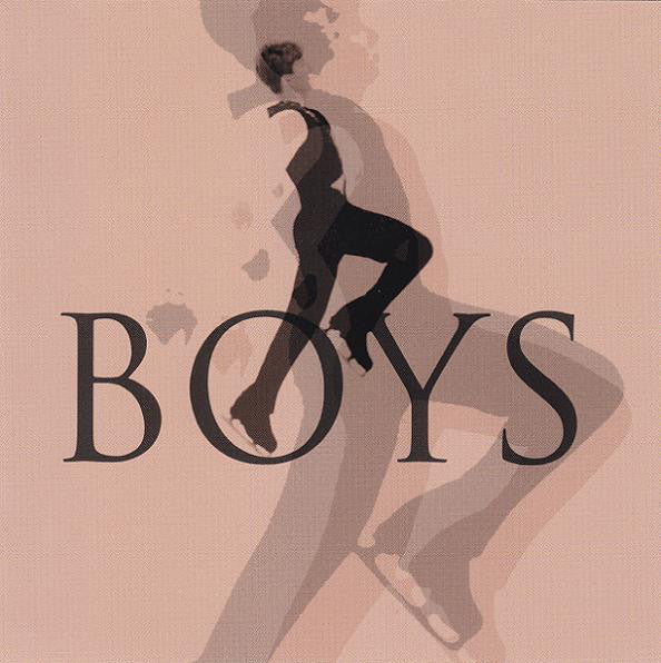 Boys - Wapping EP cdep