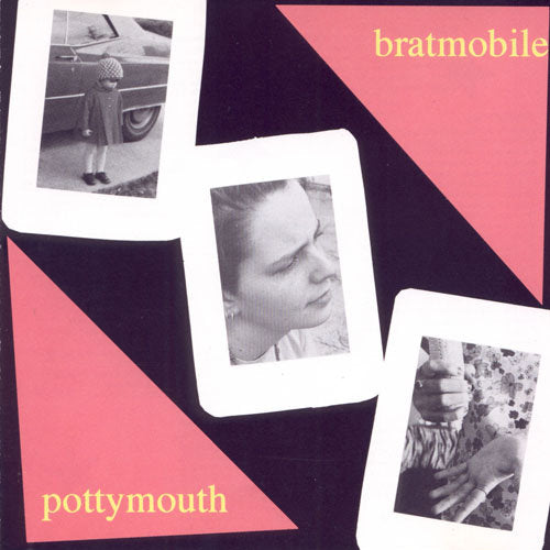 Bratmobile - Pottymouth lp