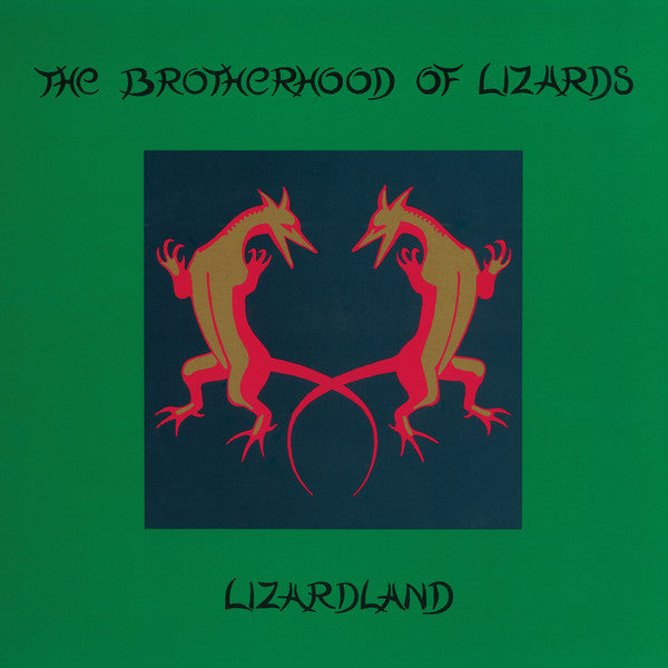 Brotherhood Of Lizards - Lizardland cd