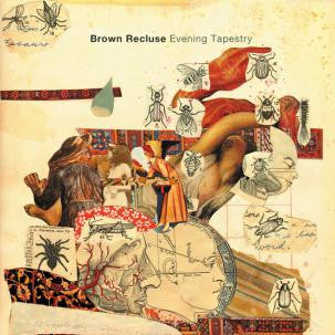 Brown Recluse - Evening Tapestry cd/lp