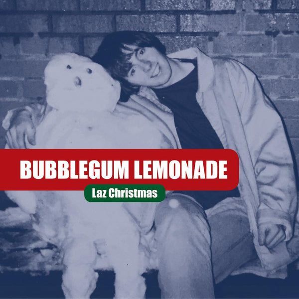 Bubblegum Lemonade - Laz Christmas EP cdep