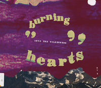 Burning Hearts - Into The Wilderness EP cdep