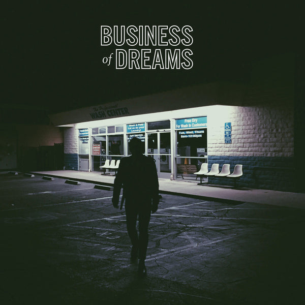 Business Of Dreams - Business Of Dreams lp