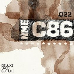 Various - C86: Deluxe 3cd edition cd box