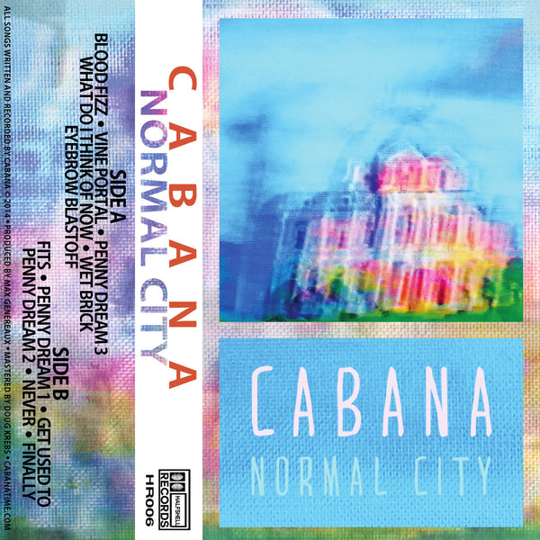 Cabana - Normal City cs