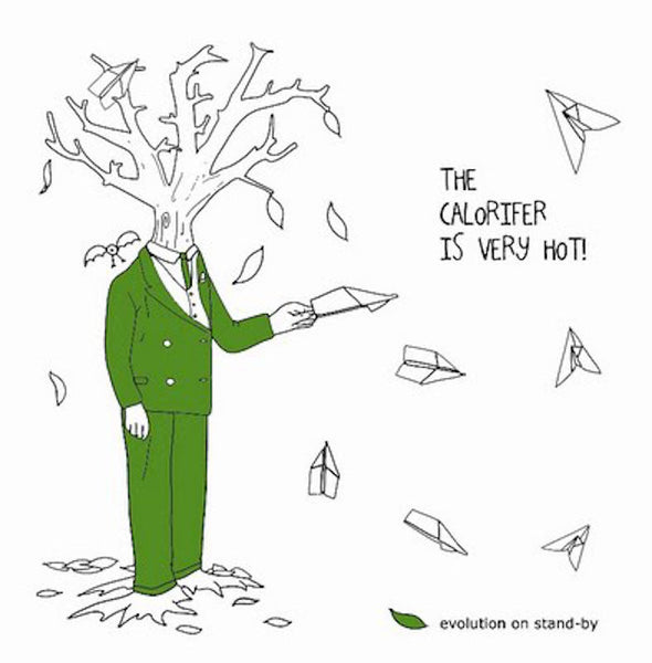 Calorifer Is Very Hot! - Evolution On Stand-By cd/lp