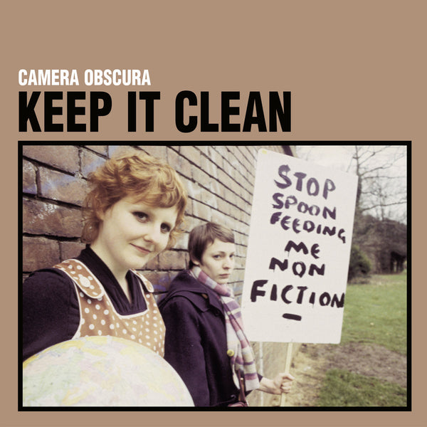 Camera Obscura - Keep It Clean 7""