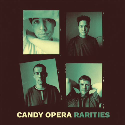 Candy Opera - Rarities cd/lp