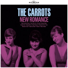 Carrots - New Romance cd/lp