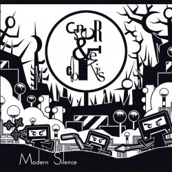 Casper & The Cookies - Modern Silence cd